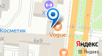 Компания Gentleman club Vogue на карте