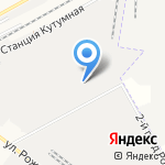 Антураж на карте Астрахани