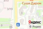 Схема проезда до компании Центр врачебной косметологии - ЭГО в Астрахани