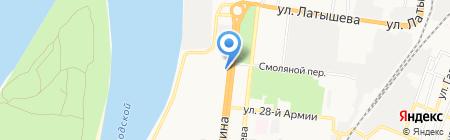 Vision-opt.ru на карте Астрахани