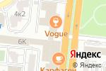 Схема проезда до компании Leader Team в Астрахани