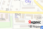 Схема проезда до компании Vape Session в Астрахани