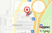 Схема проезда до компании Темп в Астрахани