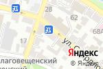 Схема проезда до компании Астра-Дом Эксперт в Астрахани