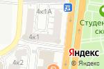 Схема проезда до компании Международные транспортные услуги в Астрахани