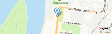 Для всей семьи на карте Астрахани