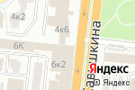 Схема проезда до компании Саратовская государственная юридическая академия в Астрахани