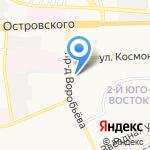 Дети к нам на карте Астрахани