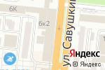 Схема проезда до компании Полный прованс в Астрахани
