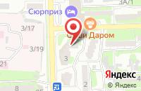 Схема проезда до компании Быстро-фитнес в Астрахани