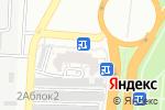 Схема проезда до компании Голливуд в Астрахани