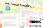 Схема проезда до компании Гранд Арт Мюзикл в Астрахани