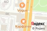Схема проезда до компании Умный ребенок в Астрахани