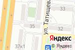 Схема проезда до компании Библиотека №8 в Астрахани