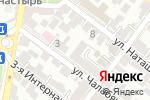 Схема проезда до компании Фаворит-Финанс в Астрахани