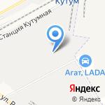 ДСП-Центр на карте Астрахани
