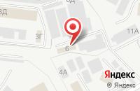 Схема проезда до компании ДСП-Центр в Астрахани