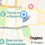 ОргТехСервис на карте Астрахани