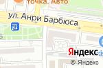 Схема проезда до компании Счастье в Астрахани