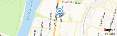 Ваш доктор на карте Астрахани