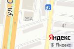 Схема проезда до компании Дайрект в Астрахани