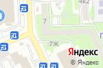 Схема проезда до компании Слава в Астрахани
