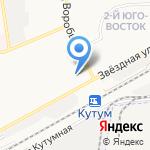 ЭксКом 5 на карте Астрахани
