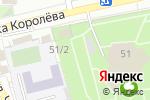 Схема проезда до компании Mad Cage XD в Астрахани