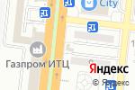 Схема проезда до компании Аллея пива в Астрахани