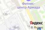 Схема проезда до компании Perfect в Астрахани