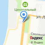 Косметик 365 на карте Астрахани