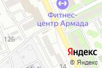 Схема проезда до компании Иринка в Астрахани