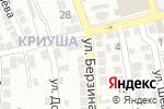 Схема проезда до компании Рекламное агентство Андрея Чернышева в Астрахани