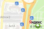 Схема проезда до компании City Dogs в Астрахани
