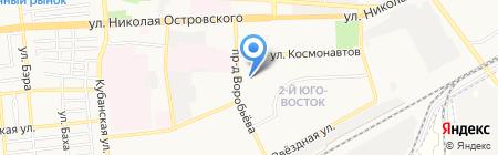Artem Shkafov на карте Астрахани