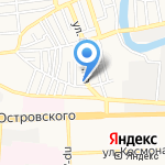 City-Мебель на карте Астрахани
