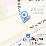 ПРОФКЛИМАТ на карте Астрахани