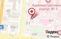 Схема проезда до компании Продюсерский Центр «Шейд Марк» в Астрахани