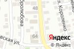 Схема проезда до компании КРЕПЕЖ №1 в Астрахани