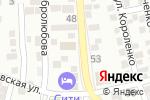 Схема проезда до компании Персональ в Астрахани