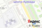 Схема проезда до компании ПРОФКЛИМАТ в Астрахани