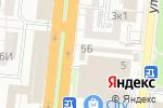 Схема проезда до компании Sufra в Астрахани