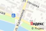 Схема проезда до компании Тамара в Астрахани