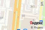 Схема проезда до компании Steam power в Астрахани