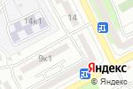 Схема проезда до компании УК Экском 5 в Астрахани