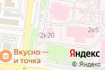 Схема проезда до компании Александро-Мариинская областная клиническая больница в Астрахани