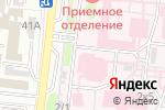 Схема проезда до компании Поликлиника в Астрахани