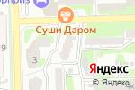 Схема проезда до компании Администратор в Астрахани