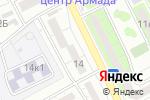 Схема проезда до компании Агентство недвижимости в Астрахани