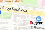 Схема проезда до компании Уральский банк реконструкции и развития, ПАО в Астрахани